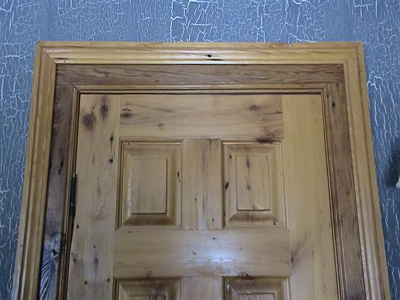 Hemlock Door Trim